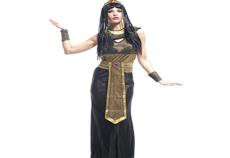 One Set 2015 Adult Halloween Costumes Egyptian Costumes Egypt ...