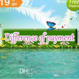 diferença de pagamento