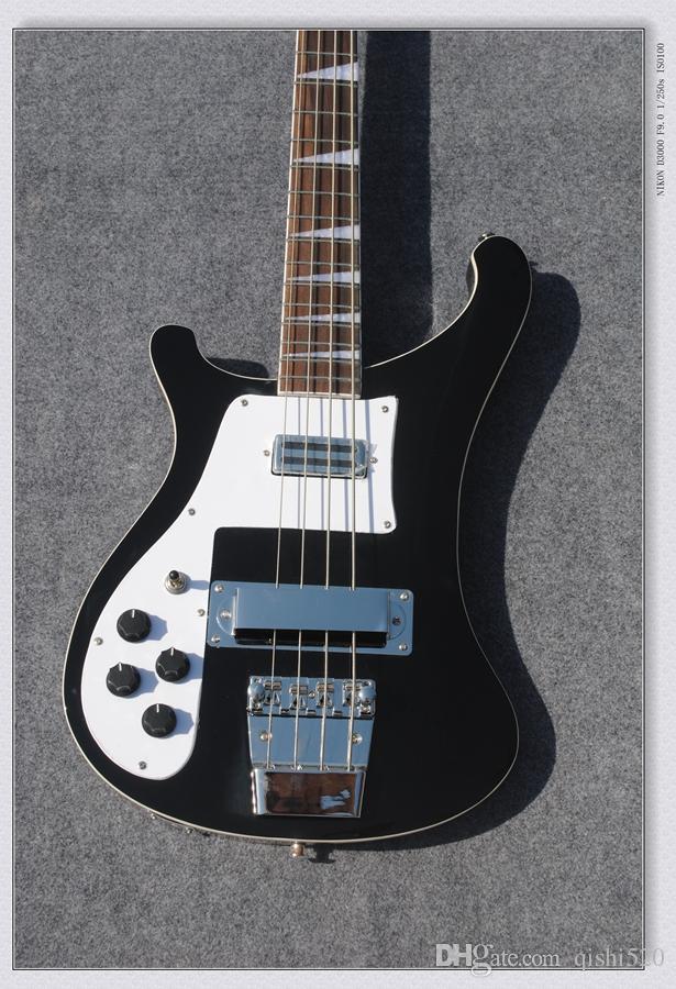 left handed bass guitars blackl 4 strings 4003 electric bass new rh dhgate com Left Hand Fender Bass Left Hand Bass Timp