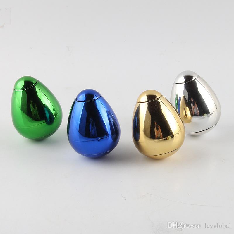 2017 blenden Dance Gyro Ei Tumbler Hand Spinner Zappeln Spielzeug EDC Zappeln Metall Aluminium ABS Glow Spinner Für ADD ADHS Stressabbau