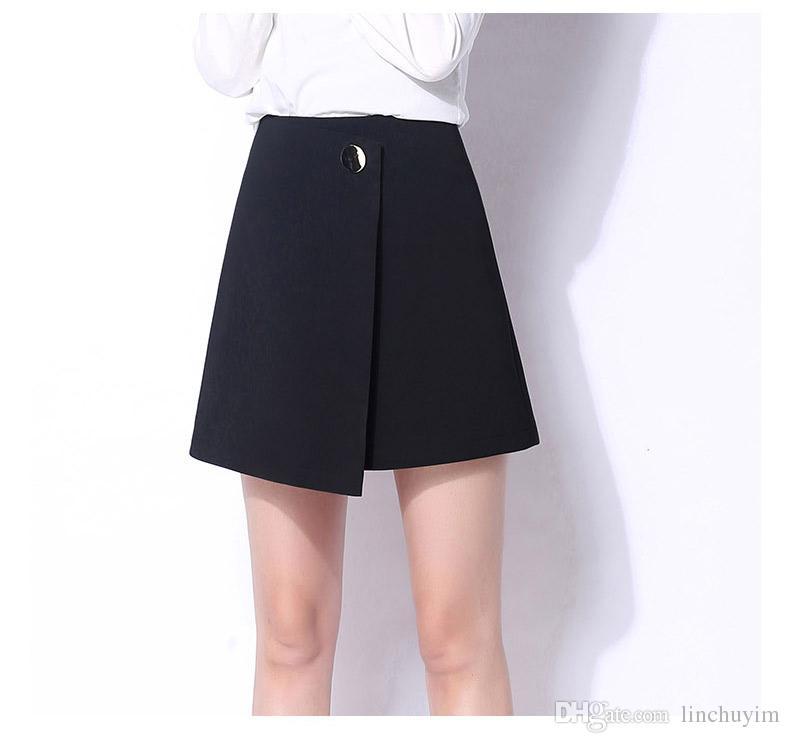 Compre Faldas Apretadas Cortas Al Por Mayor Del Diseo De La Falda