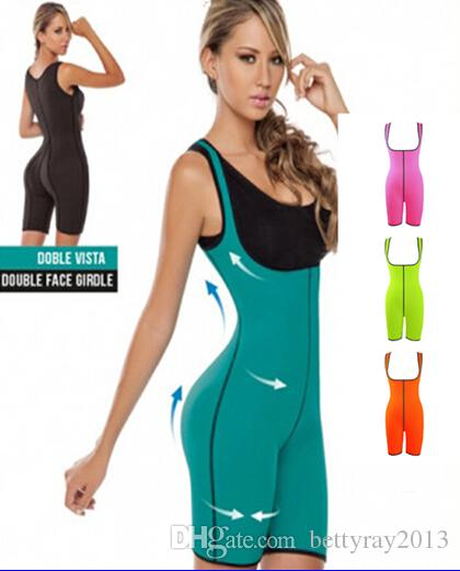 333c57ecec469 2019 2015 Full Body Shapers Waist Training Corsets Neoprene Waist Trainer  Hot Plus Size Women Butt Lifter With Tummy Control Shapewear From  Bettyray2013