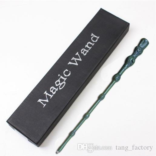 LED Light Up Harry Potter Sirius Magic Wand 10 Roles Hermione Voldermort Magic Wands Halloween Cosplay Novelty Toy