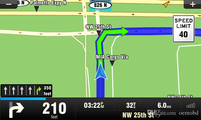 2018 New Sygic Gps Navigation 3d Maps For Window Ce Car Gps