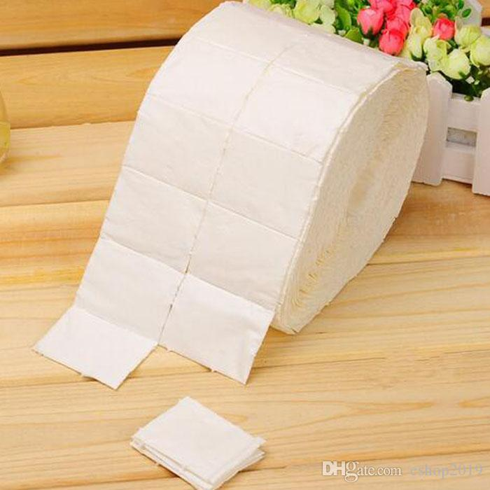 2016 Nieuwe Roll Lint Nail Art Polish Acrylic Gel Remover Wipes Papieren Manicure Handdoek Gratis verzending