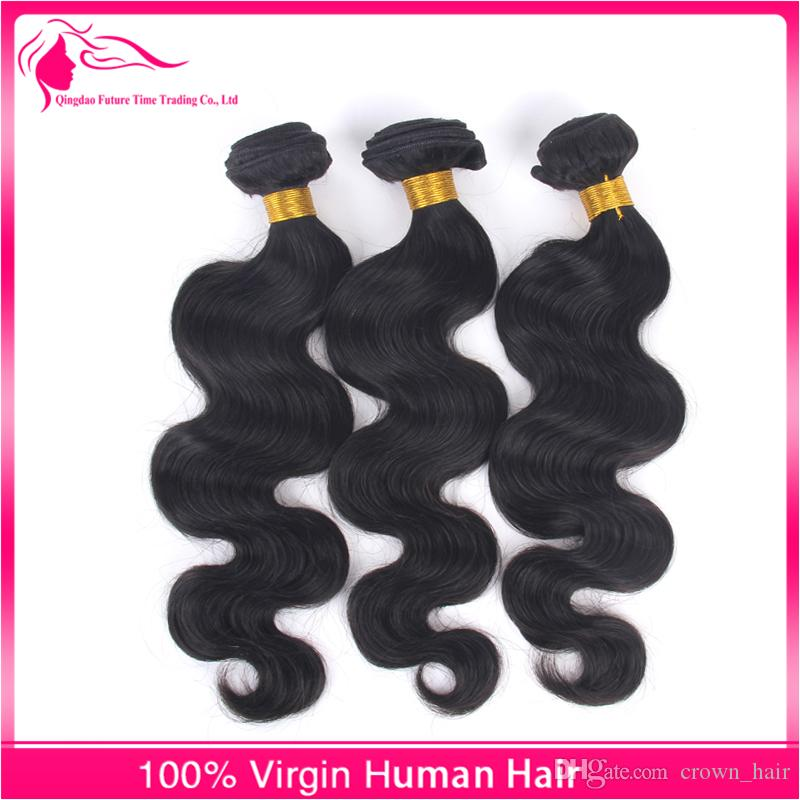 Hot Sale Body Wave Human Hair Bundles With Lace Frontal Free Part Ear to Ear Lace Frontal With Bundles Cheap Price