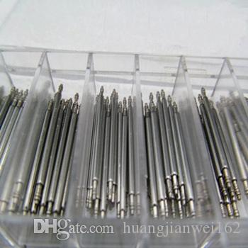 Watch accessories 1.5 thick Leather Watchband steel bracelet ear boxed table connecting shaft spring shaft raw ear rod