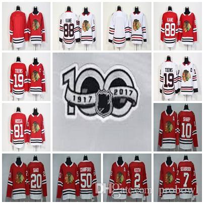 b1fdf7d05 ... inexpensive 2018 mens new red sale chicago blackhawks jerseys 10  patrick sharp jonathan toews patrick kane