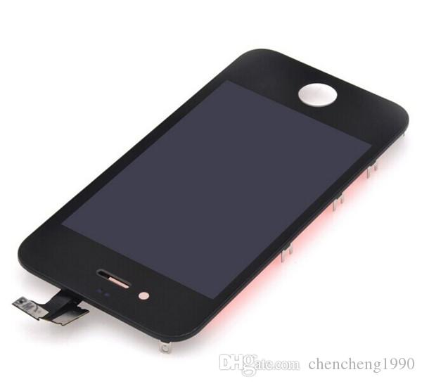 For Iphone4 tft NEW LCD Display With Touch Screen Replacement for iphone 4G 4S GSM CDMA
