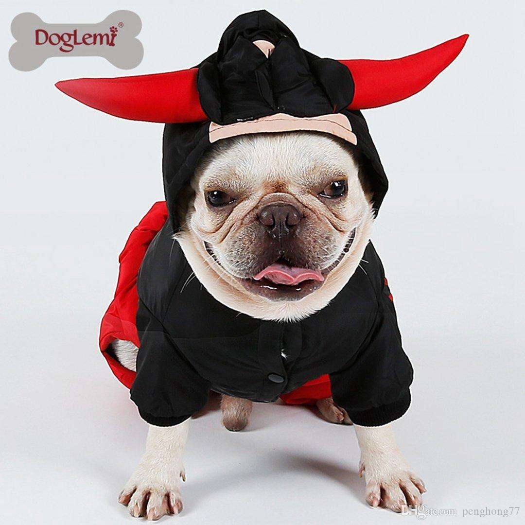 1102002 Pet Costume Halloween Dog Costume Dressing Up Pet Clothes Suit for Puppy Small Medium Dogs Christmas Party Halloween Outfit Pet Costume Winter Dog ... & 1102002 Pet Costume Halloween Dog Costume Dressing Up Pet Clothes ...