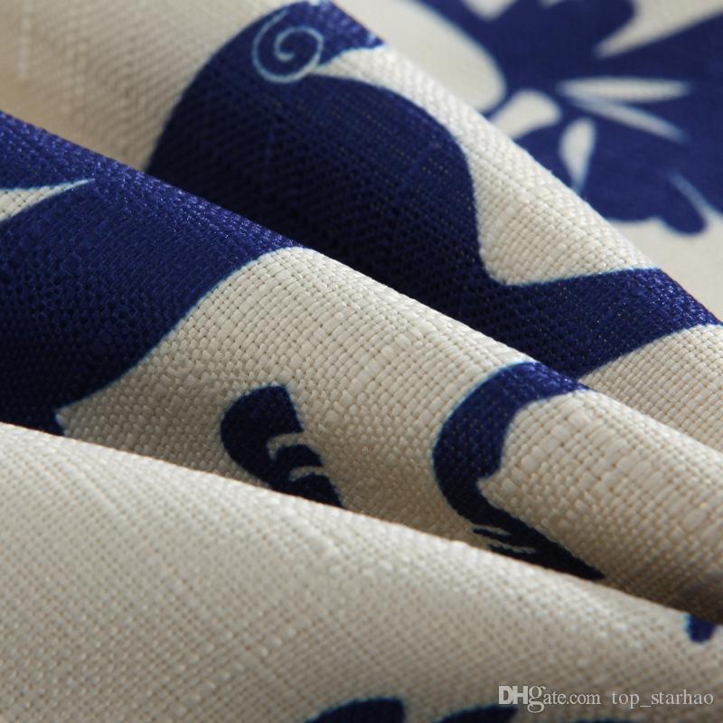 2017 neue Kissenbezüge Kissen Gedruckt Frohe Weihnachten Büro Sofa Stuhl Heimtextilien Kissenbezug Ohne Kissenkern Weihnachtsgeschenk XL-377