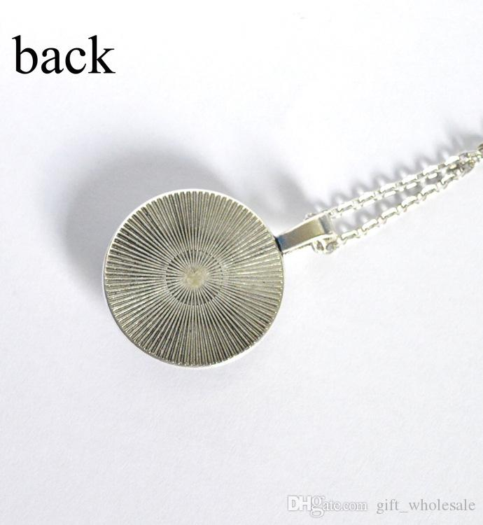 The Beatles Necklace Music Pendant Band Jewelry Brass Silver Colors for choices 2016 wholesale