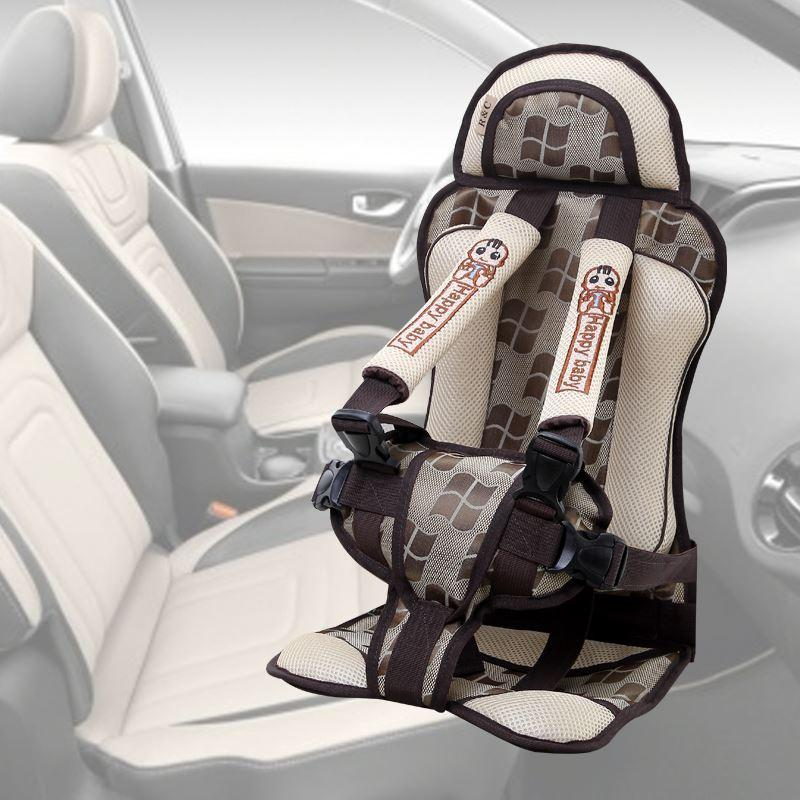 2018 Baby Car Seat Comfortable Cushion Booster Child Kid Safety ...