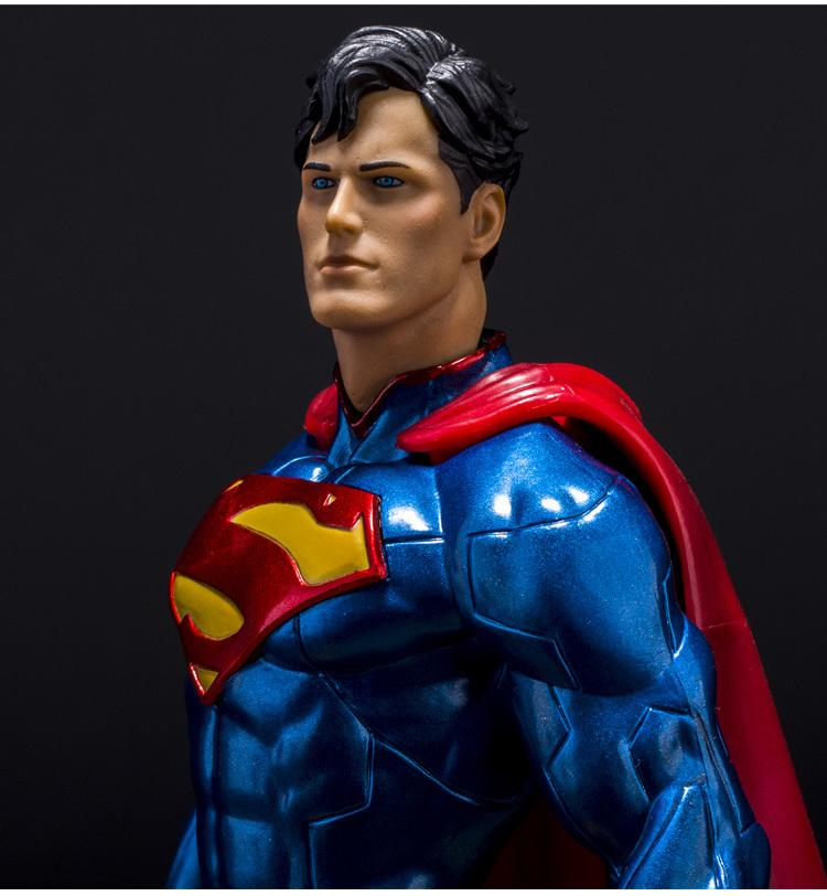 Best Superman Toys And Action Figures For Kids : Dc comics new superman returns action figure