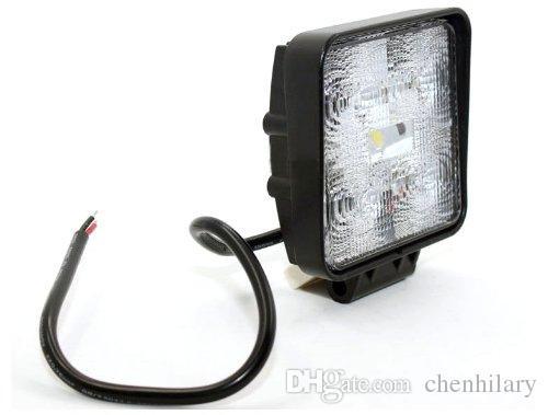 Commercio all'ingrosso 2 Pz / lotto 1150lm 15 W HA CONDOTTO LA Luce del Lavoro IP67 12 V 24 V 5LED lampadine Inondazione Off Road 4WD SUV Camion UTE Driving Work Lamp
