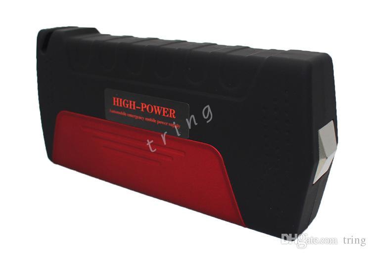 New 50800Mah Multi-Function Car Jump Starter Power Bank Rechargable Battery 12V Car Charger Start DHL