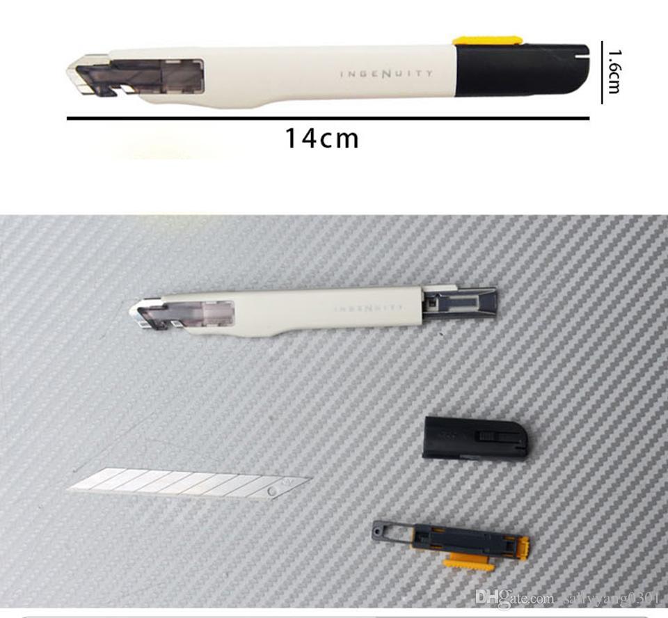 SDI Procision резак автоматической блокировки резак бумаги 9мм из нержавеющей стали Нож для автомобиля обернуть SDI0443C