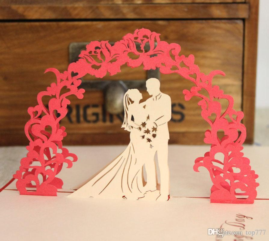 2016 new 3d handmade card greeting cards 3d handmade wedding 2016 new 3d handmade card greeting cards 3d handmade wedding greeting card 3d handmade card greeting cards party supplies online with 99piece on top777s m4hsunfo