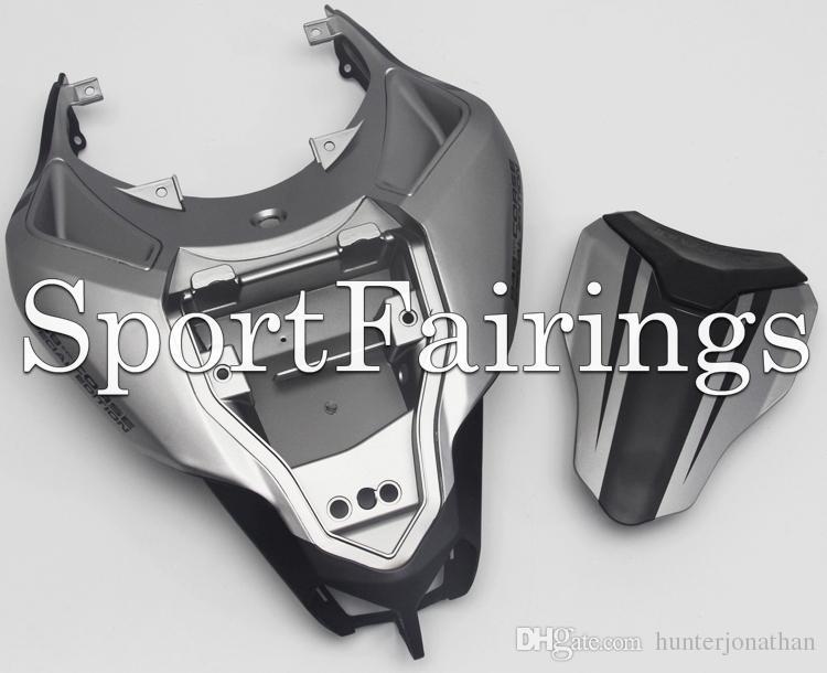 Encaixe de ladrilhos DUCATI 1098 848 ano 2007 2009 Kit de carenagem para motociclos Body EVO Limited Edition