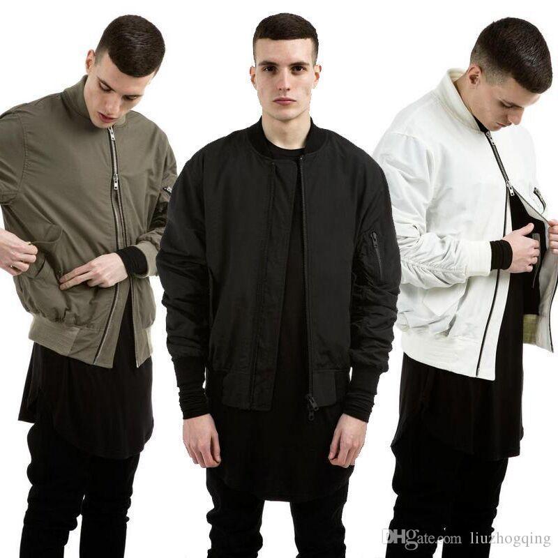Fashion Hip Hop Winter Coat Cool Jackets For Men Clothes ...
