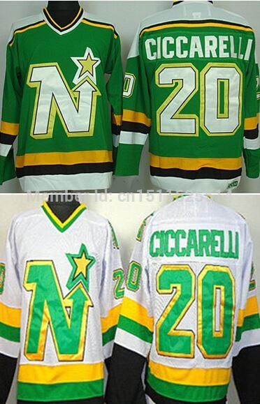 new styles ccecd de640 dallas stars 20 dino ciccarelli white throwback ccm jersey