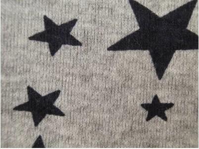 Vendita calda Le ragazze del bambino sorridono la sciarpa Anello bambini autunno e inverno Nuova sciarpa di modo scherza le stelle Sciarpe avvolge i scegliere