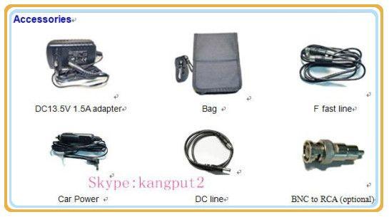 Schlussverkauf! TV-Signal Meter HD Satellitensucher Tester 968G