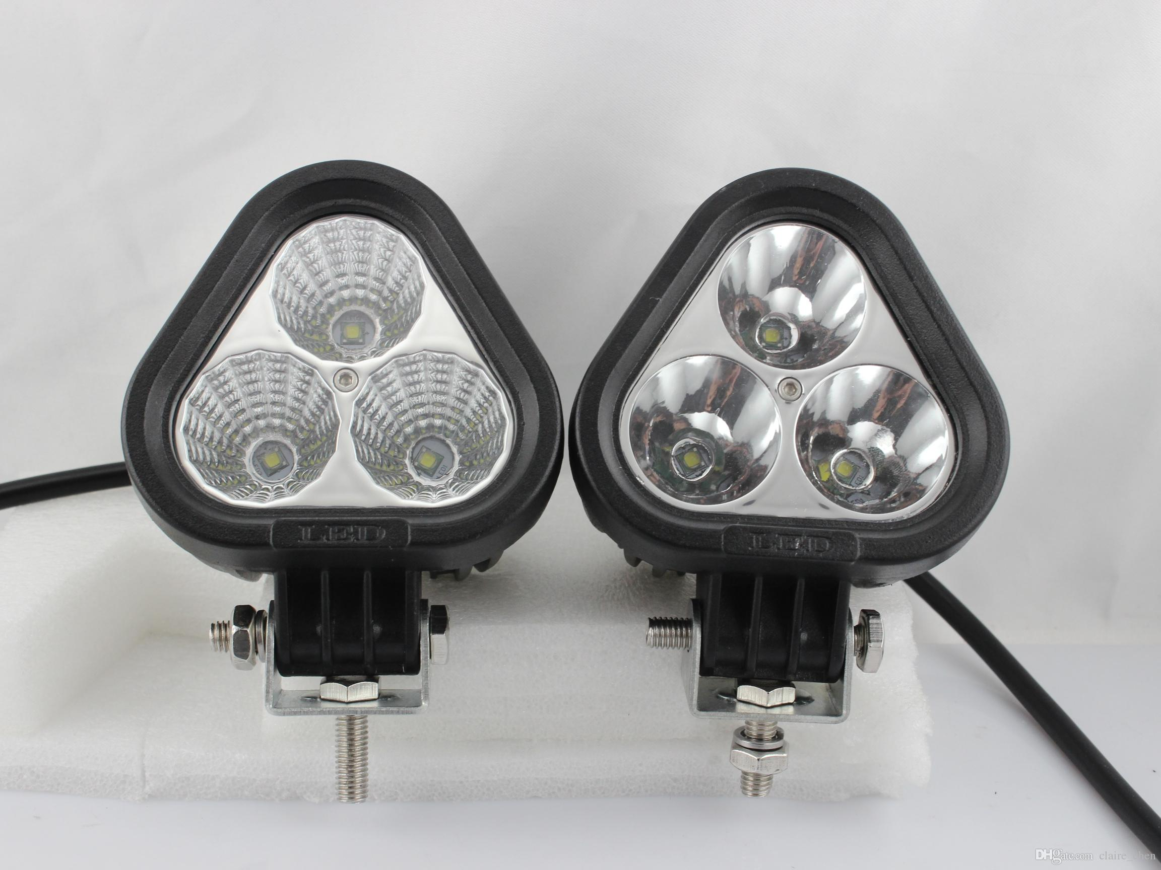 High Power 30W Cree Led Work Light Led Driving Lamp Car