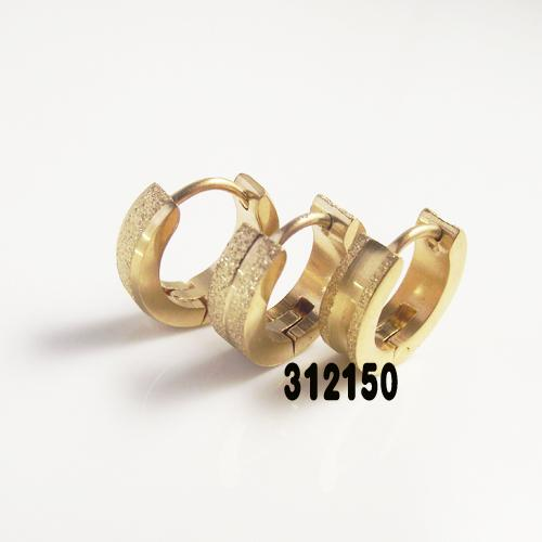 72080758a 2015 New Gold Silver Polished Stainless Steel Earring Studs Mens Girl Boy  Hoop Earrings Round For Men And Women UK 2019 From Laiwenjie2, GBP £9.27    DHgate ...