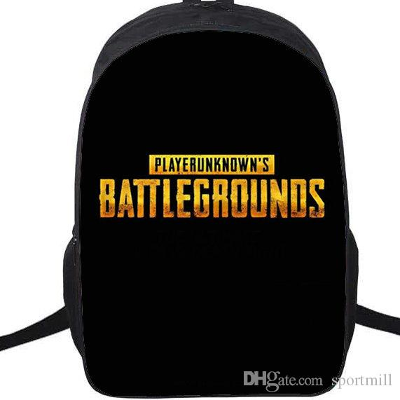 Hot sale backpack H1Z1 escape and kill new school bag Player unknown  battlegrounds daypack Game schoolbag Outdoor rucksack Sport day pack