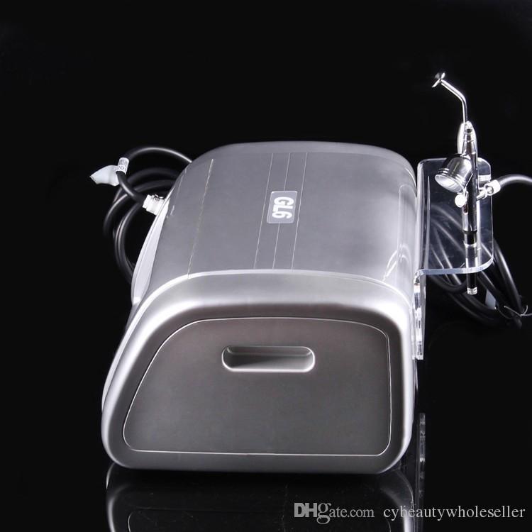 корки двигателя кислорода подмолаживания кожи машины гидрат воды брызга впрыски кислорода infustion спа-уход за лицом массажер