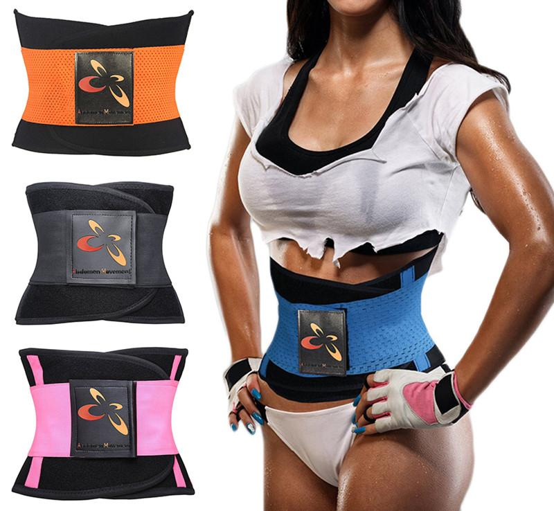 f242e680112 2019 2017 Sexy Women Underwear Waist Training Corsets Hot Shaper Slimming  Body Waist Trainer Belt Corrective Modeling Strap Plus Size From Pandolah