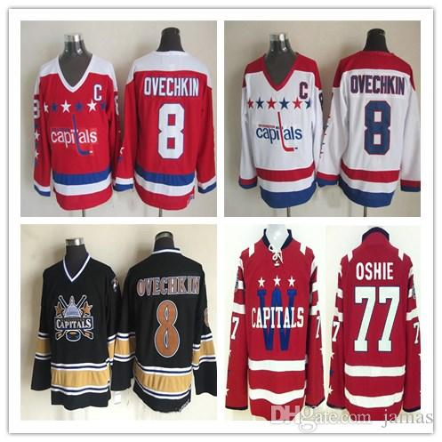 147ccc5a9 2019 2015 Winter Classic Washington Capitals 8 Alex Ovechkin 77 TJ Oshie 92  Evgeny Kuznetsov 19 Nicklas Backstrom 70 Braden Holtby Hockey Jerseys From  Jamas ...