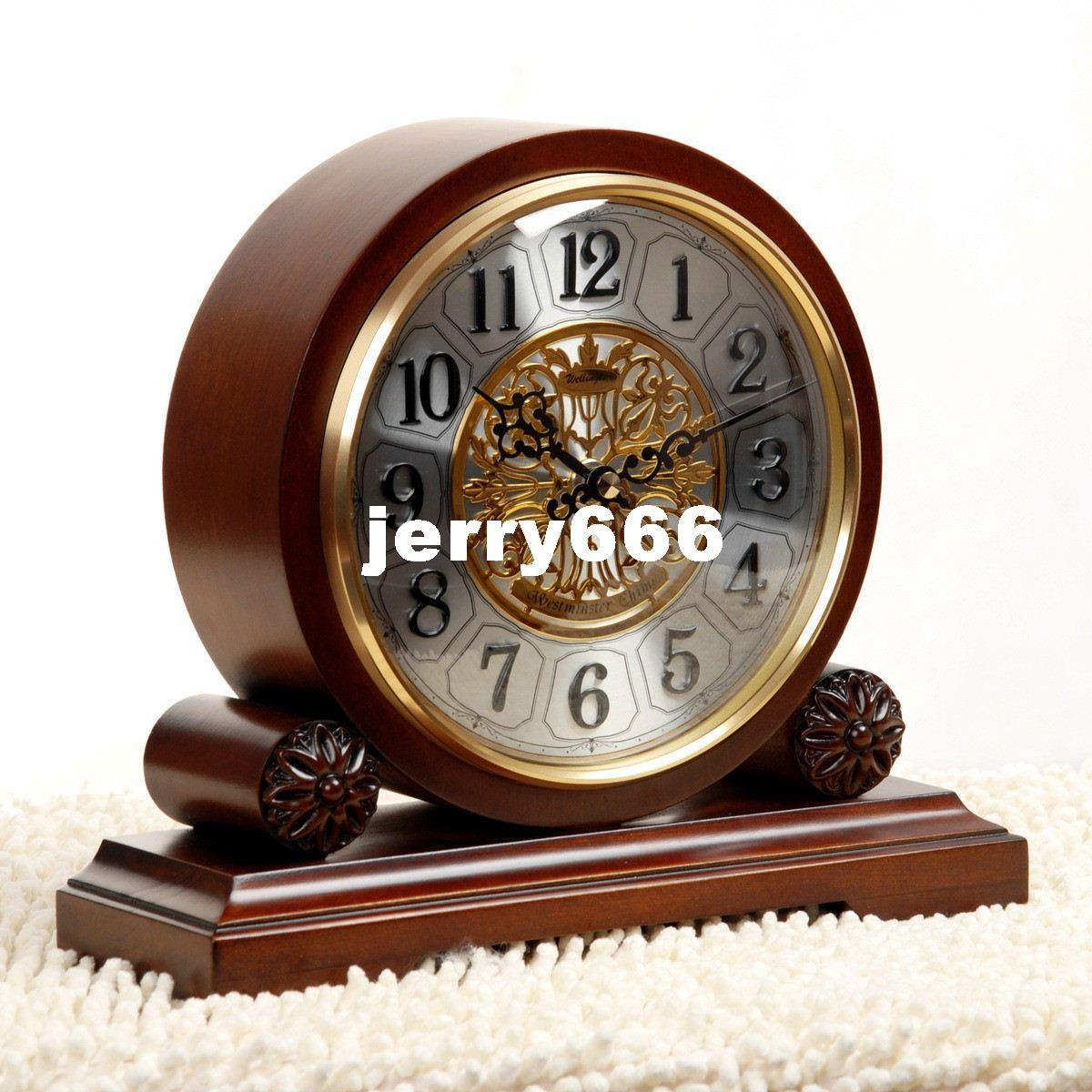 message with watches table silver personal clocks splash black business and engraved desk clock