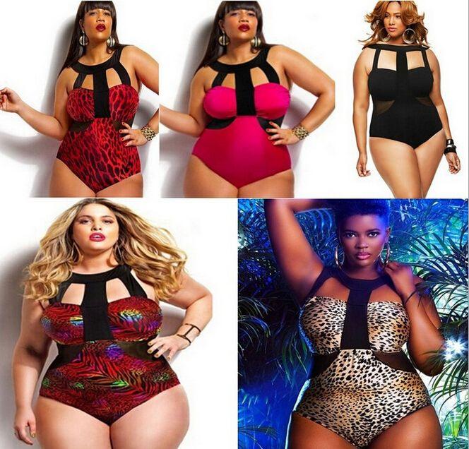 best plus size sexy bikini extra large size xl 3xl swimwear women