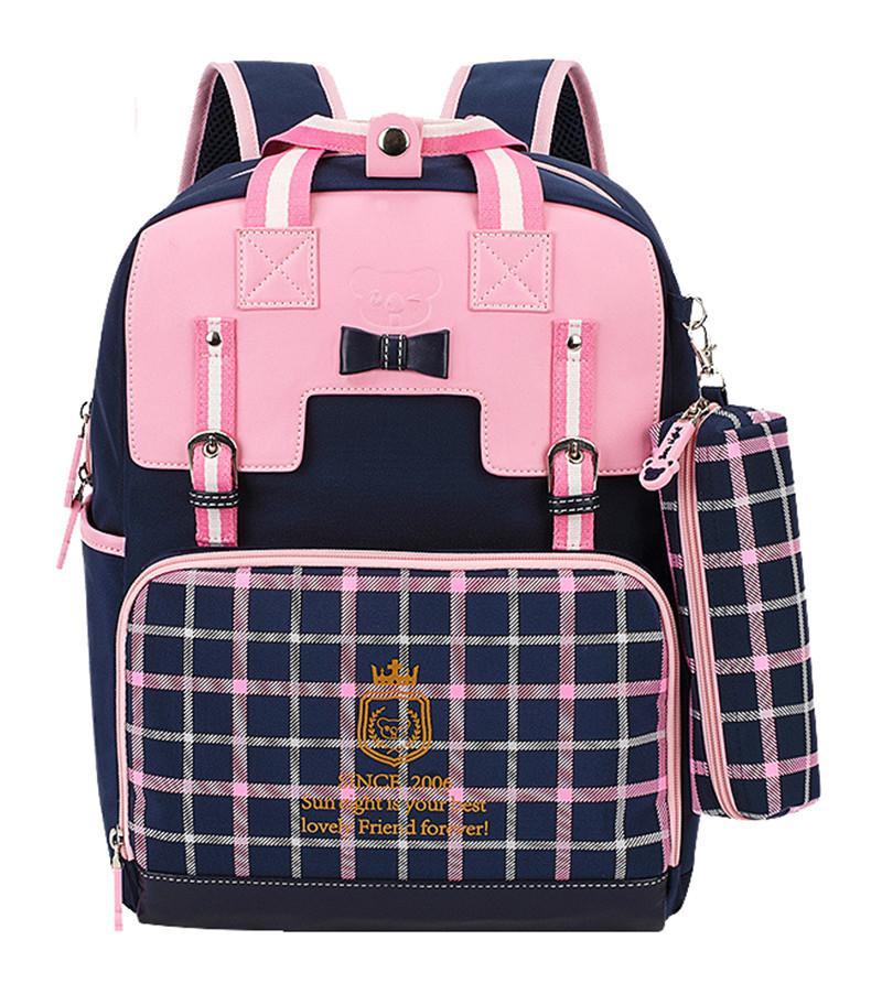 a6cdd263423e Cute Girls Backpacks Kids Children School Bags For Girls Boys Orthopedic  Waterproof Backpack Child School Bag Mochila Escolar Girls School Bags Side  Bags ...