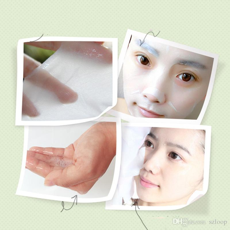 Planta de Cuidado de la piel Máscara facial hidratante de aceite de control de removedor de la espinilla Máscara envuelta Mascarilla Cuidado Facial 0611048