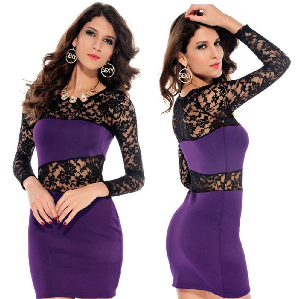 Increíble Vestidos De Fiesta De Clubwear Ideas Ornamento Elaboración ...
