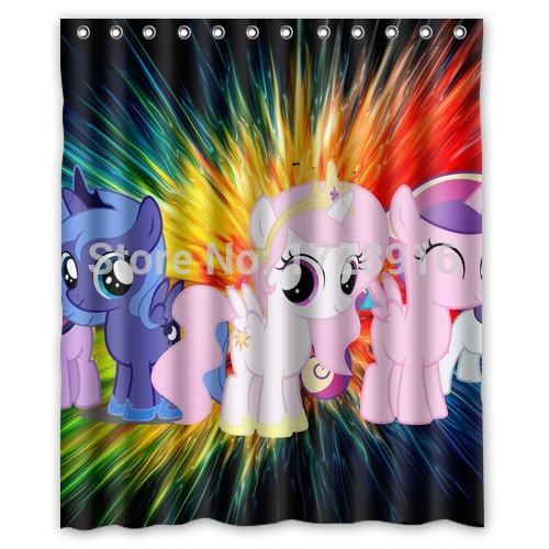 Merveilleux Popular The Forward My Little Pony Shower Curtain 60x72 Inch Bathroom Decor  Online With $40.43/Piece On Littleman913u0027s Store | DHgate.com