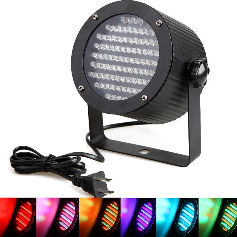 Professional LED Stage Light 86 RGB LED Light DMX Lighting Laser Projector Stage Party Show Disco US Plug