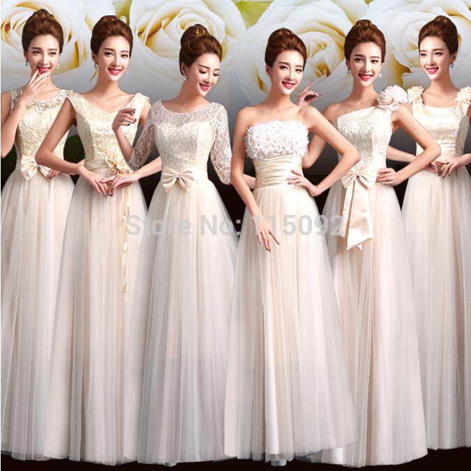 Bridesmaid Gowns