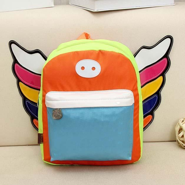 Cartoon Book Bag Children Bags Backpacks Baby Bag 2016 Fashion ... e481cb6a09592