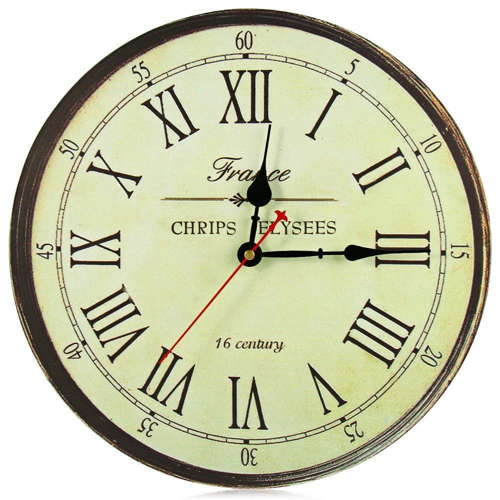 Best Deal Large Wall Clock New Horloge Murale Quality European Style ...