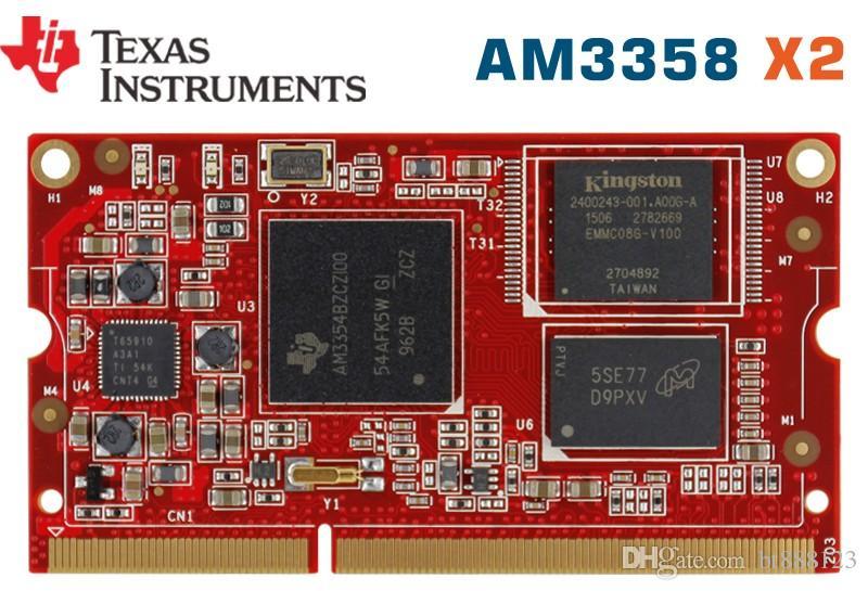 TI AM3358 eMMC core module AM335x developboard AM3354 BeagleboneBlack  embedded linux computer AM332 IoT gateway POS cash regist