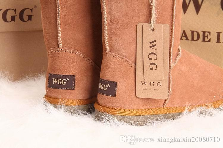 2018 High Quality WGG Women's Classic tall Boots Womens boots Boot Snow Winter boots leather boot US SIZE 5---13