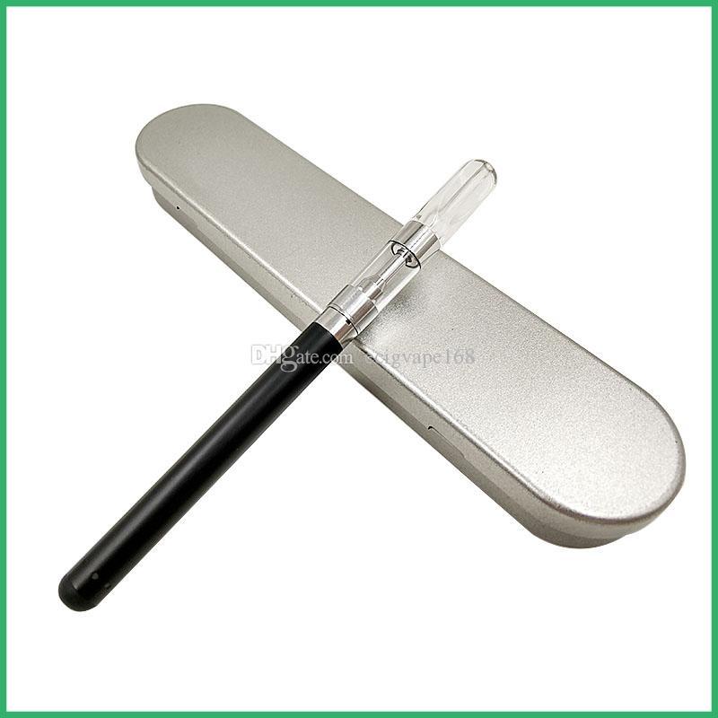 BUD Touch Vaporizer CE3 Стеклокерамический картридж Катушка ECig Металлические наборы 510 Резьба O Pen Vape Аккумулятор E Сигарета Мини-стартовый комплект