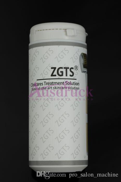 Heimgebrauch ZGTS Dermaroller Microneedle Derma Roller Mikro-Nadelhautpflegegerät Scars Akne Entfernung Falten-Entferner