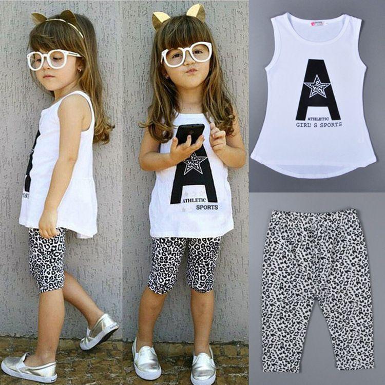 2016 kids baby girls summer clothes set 2pcs 2017 2016 kids baby girls summer clothes set suit letter a print,Childrens Clothes Age 2