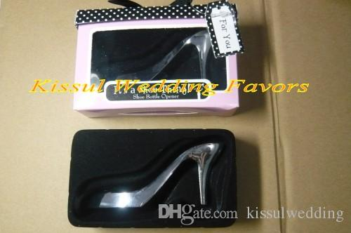 Wedding and Party souvenirs gift of It's a Shoe Thing high heel Bottle Opener Wedding Favors For Bridal Shower favors