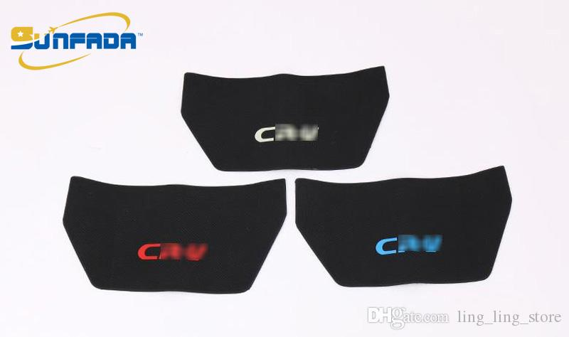 SUNFADA Tappetino antiscivolo cellulare di alta qualità HONDA CR-V CRV 2012-2017 Accessori interni centro auto Car Styling
